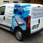 covering véhicule utilitaire artisans sur Lyon