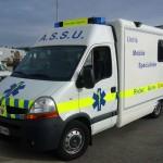 personnalisation d'ambulance