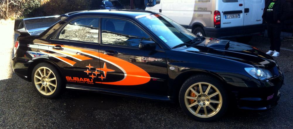 personnalisation de voiture de course sur Lyon et la Rhône-Alpes